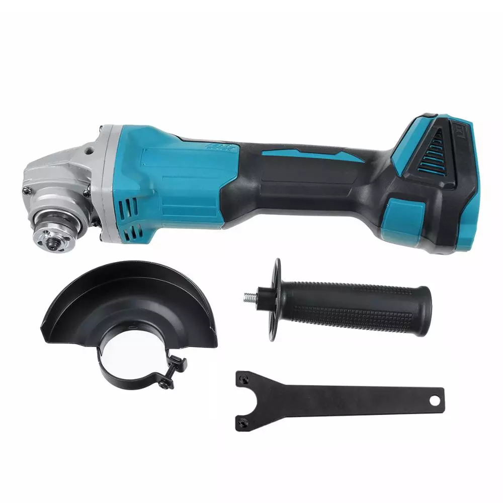 18V 125mm Brushless Cordless Impact Angle Grinder DIY Power Tools Makita angle grinder Without Battery