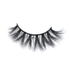 Customized hand made mink lashes 3d faux mink bottom eyelashes 16mm