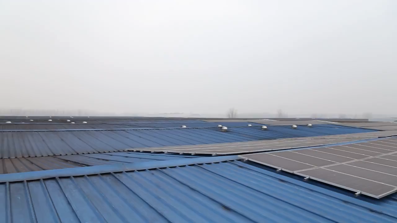 YuanChan Complete On Grid Tire 5kw Solar Power System For Home / Home Solar Power System