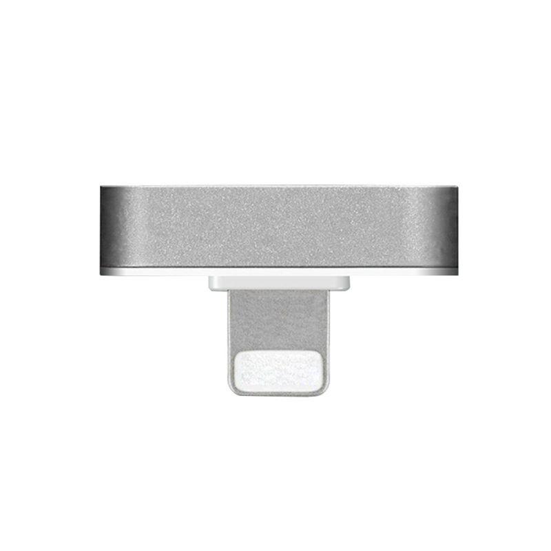 8 Pin Phổ Điều Hòa Không Khí/TV/DVD/STB IR Điều Khiển Từ Xa Đối Với iPhone X XR XS 5 6 7 8 Ipad