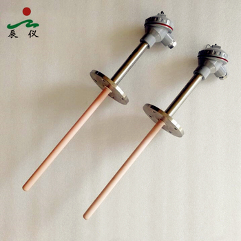 HaiChen K Type High Temperature 1000 Degree Thermocouple for Melting Furnace