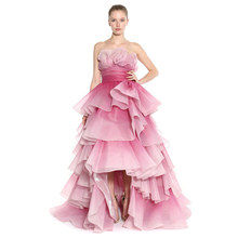 Женское платье без рукавов, вечернее, вечернее, без бретелек(Китай)