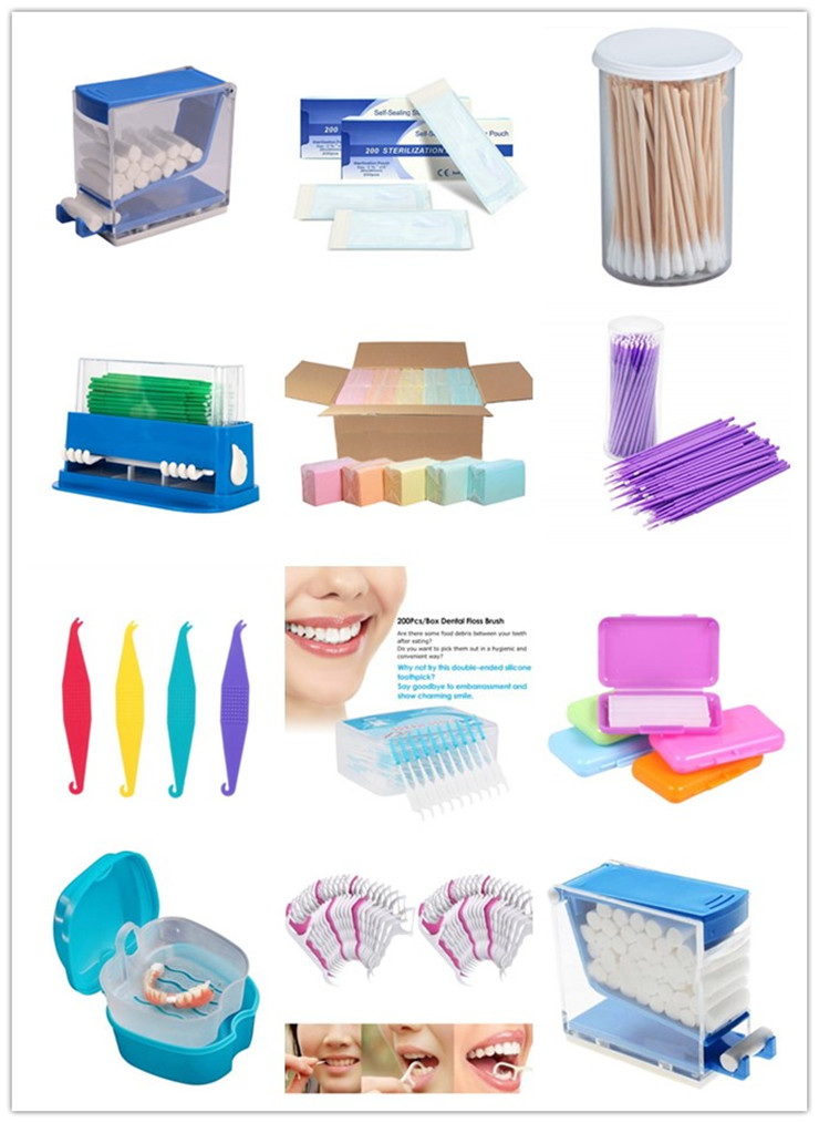 Usa e getta Dentale Orale Kit/Usa E Getta dentale Orale Specchi Set/Specchio dentale