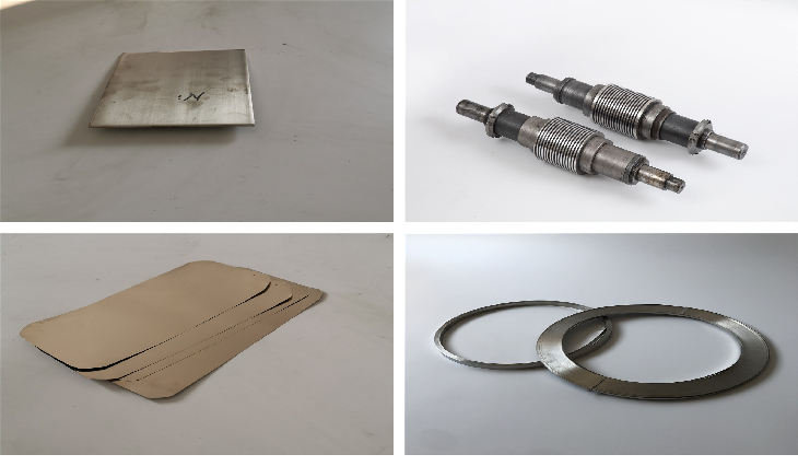 Factory direct metal nickel battery sheet/plate