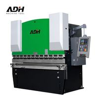 CE Certificate Hydraulic Press Brake 30 Ton Mini Sheet Metal Bending Machine