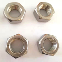 2019 net style the low price hex head nuts of factory wholesale