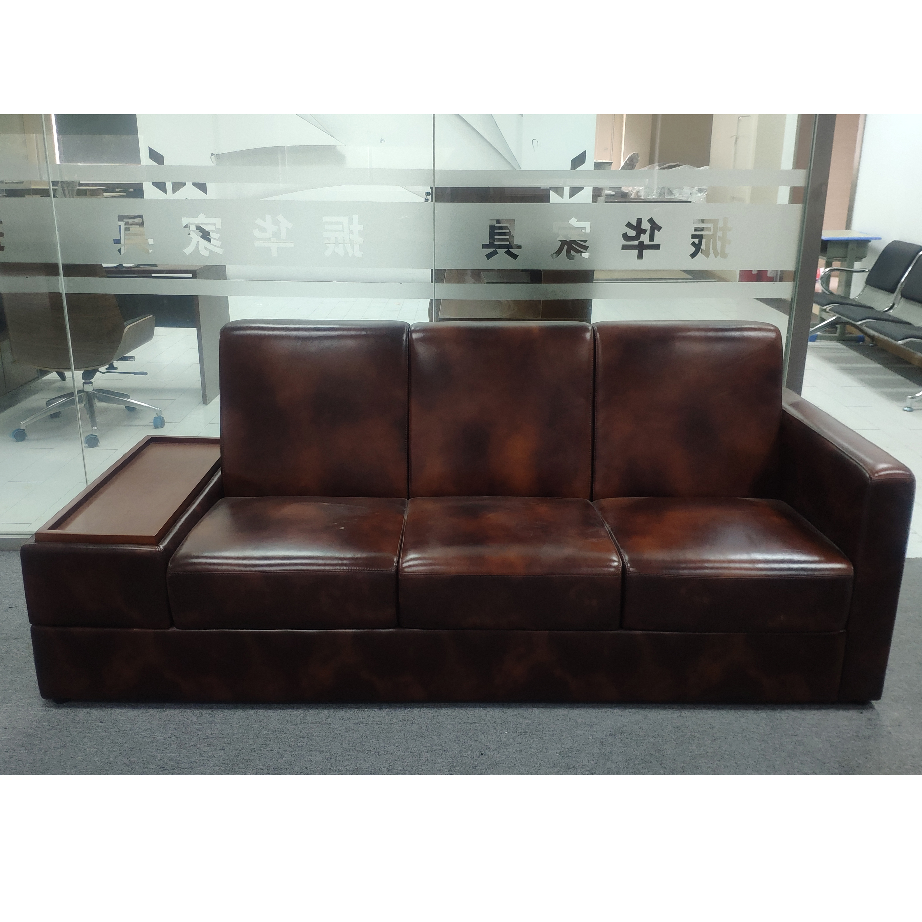 genuine leather sofa set couch living room sofa pure leather sofa set bed office furniture couch in china