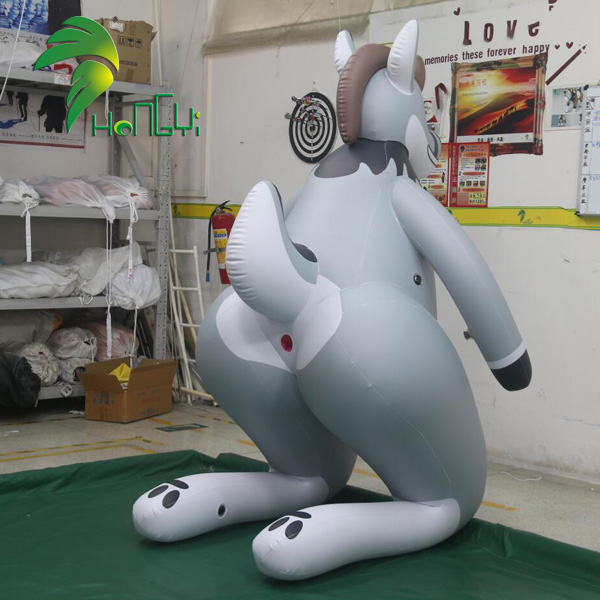 Fancy Design PVC Inflatable Hongyi Wolf Berry Toys