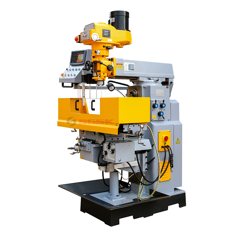 ZX6350T Milling and drilling machine
