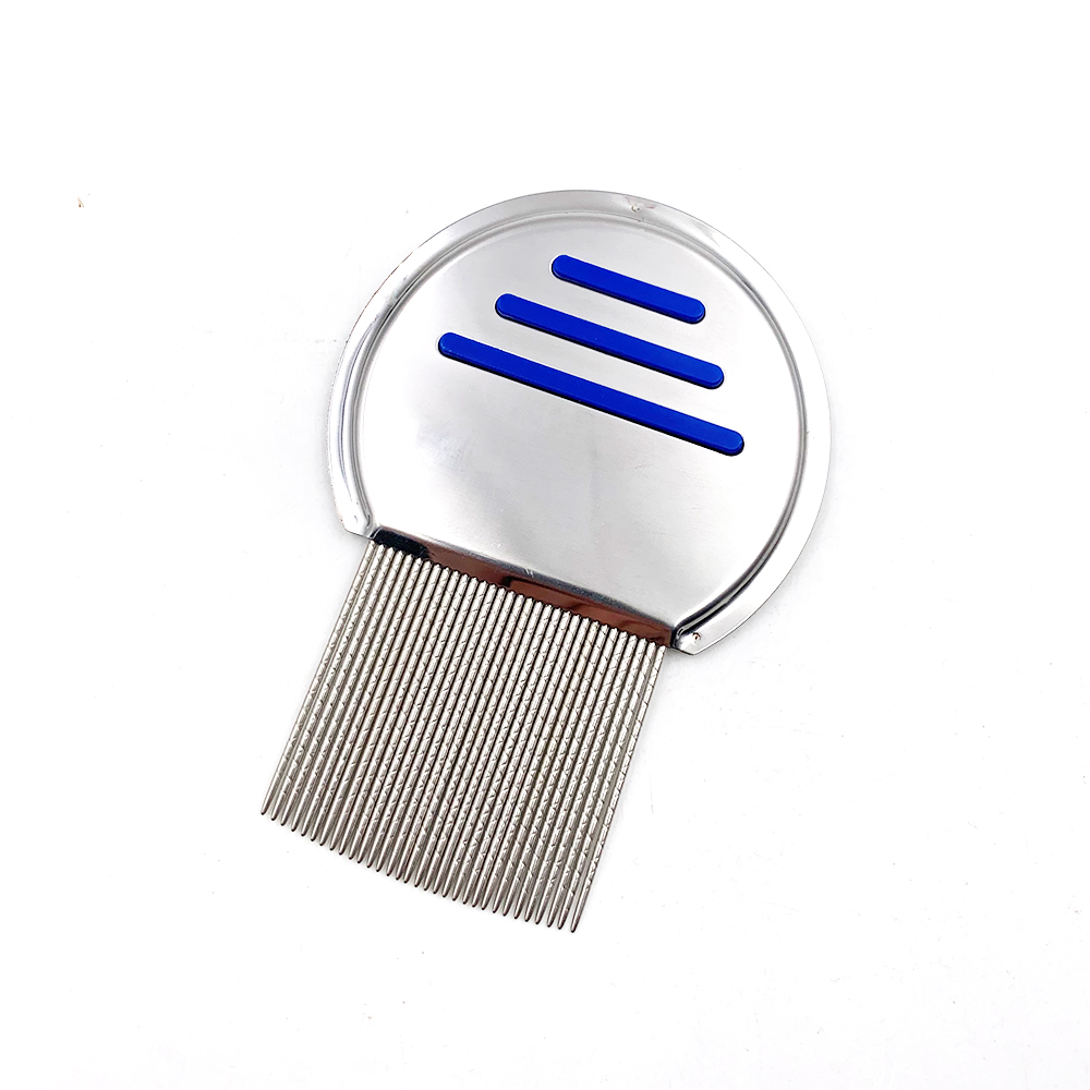 High quality metal thread needle <strong>lice</strong> <strong>comb</strong>