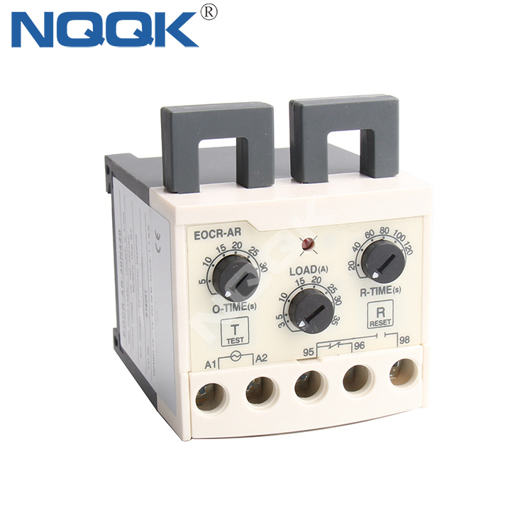 EMPR-SS(N) EOCR-SS 2 integral current transformers electronic overload relay