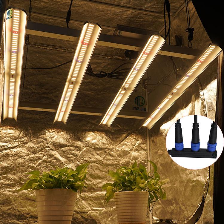 2019 Meijiu 480w Osram Lm301b Led Grow Light Strips 395