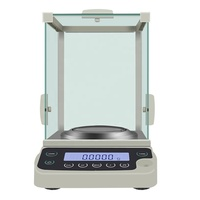 0.0001 g 220 G High Precision Electronic Beam Balance Digital Balance Scale