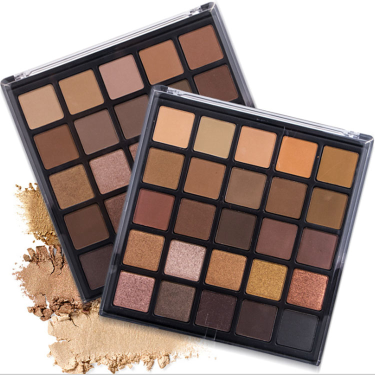 High quality bright color Eyeshadow Palette romantic bird <strong>cosmetic</strong>