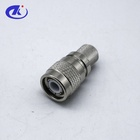 Glod pin RF Coaxial TNC male crimp connector straight type for RG214 cable