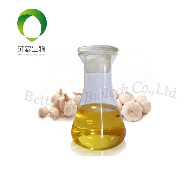 Free sample available pure odorless garlic oil