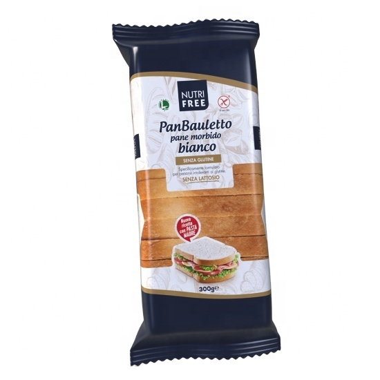 Gluten Free Sliced Soft Bread 300 g Giuseppe Verdi Selection