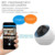 1080P Wifi IP Camera Two Way Talk 10M IR Distance Remote Pan And Tilt 360 Degree