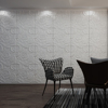 marble look finishing hard texture 3d wall tiles/ wall panels for interior wall decoration