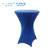 Spandex Cocktail Table Cover 110cm High Bar Table Covers