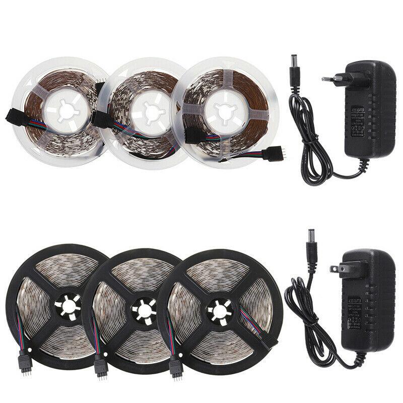 LED Strip Lights,Smart Color Changing LED Lights 16.4ft/5m SMD 5050 254nm uv led strip india