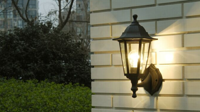 cheap price Wholesale products garden light outdoor vintage wall light lantern lamp