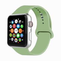 Strap Sport Smart Silicone Watchbands For Apple Watch Series 5 4 3 2 1