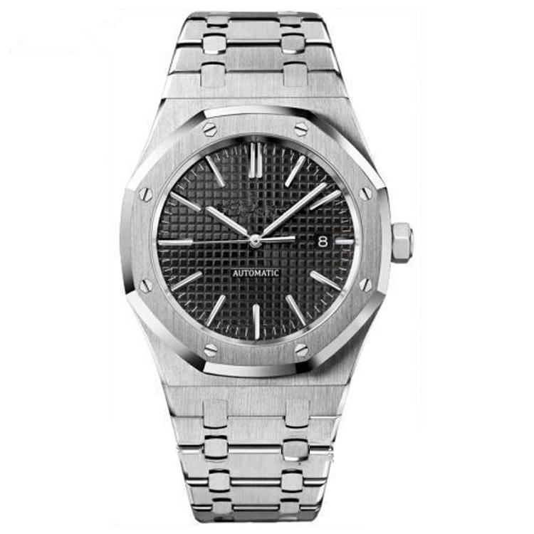 2020 Luxus Marke Männer Quarz Wasserdicht Edelstahl Uhren Männer Handgelenk