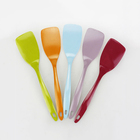 High temperature resistant frying spoon melamine kitchen utensil sets