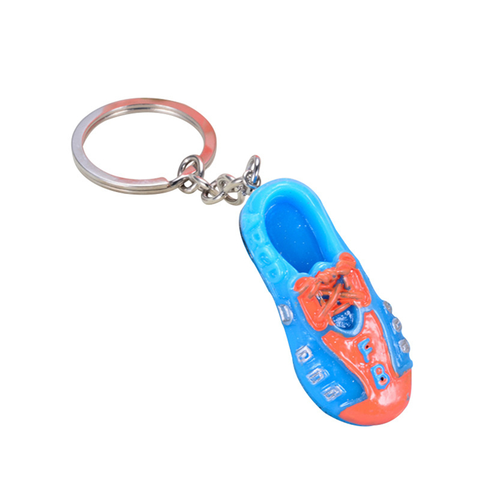 Fashion creative lovely personality resin shoe key chain Slipper keychain fastener Decorative <strong>cute</strong> <strong>gifts</strong> wholesale