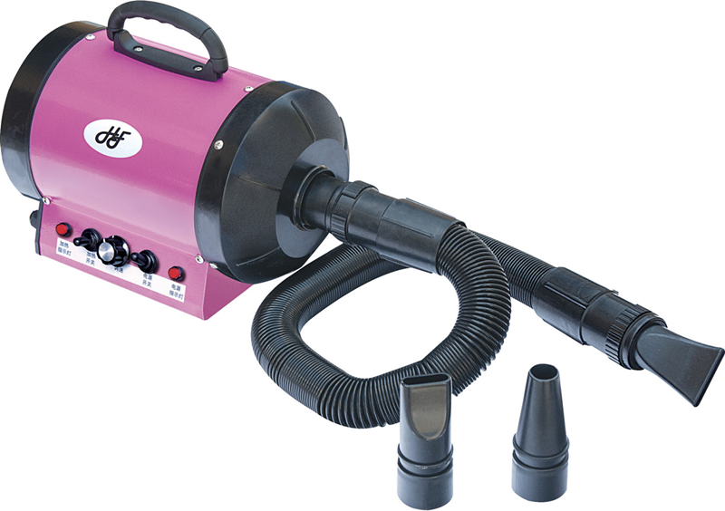 High Quality High Power 2800W Pet Single Motor Stepless Adjusting Hair Dryer Brush Machine for Dog Cat
