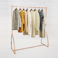 Retail Store Garment Display Rack Cloth Shop Furniture Design