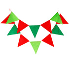 MXTQkids Wholesale High quality Christmas decoration supplies felt Christmas fabric banner