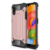 Shockproof Hard TPU PC Case for Samsung Galaxy A01 2 in 1 Armor Covers