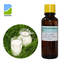Fresh milk flavor & fragrances powder SD41605 food flavor for cold drink/ Ice cream/ popsicle etc