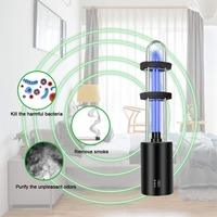 factory hospital air purification system disinfection light uv sterilizer lamp with ozone