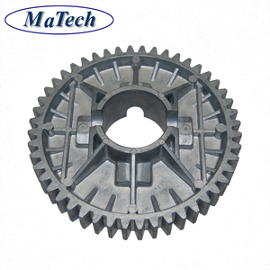 Factory Customized High Precision Aluminum Semi Solid Die Casting