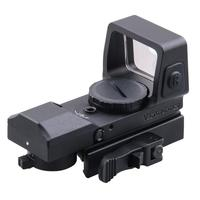 Vector OpticsSable 1x25x34 Multi Tactical Reticles Red & Green Dot Sight with for Real Fire Arms