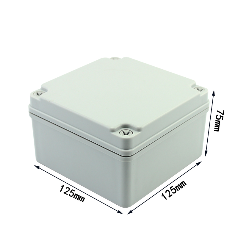 Underground outdoor good quality waterproof abs plastic junction box for power supply