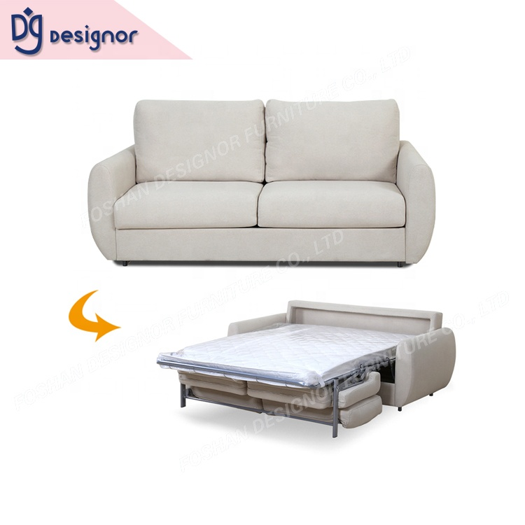 Bargain Collapsible Double Futon Sofa