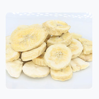 HACCP certificate hight quality dried fruit chips banana taste fruit crisps