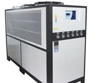 Factory direct supplier air cooled industrial water chiller hot sale.