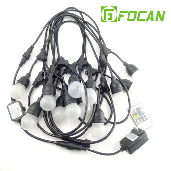outdoor Commercial led String Lights cord