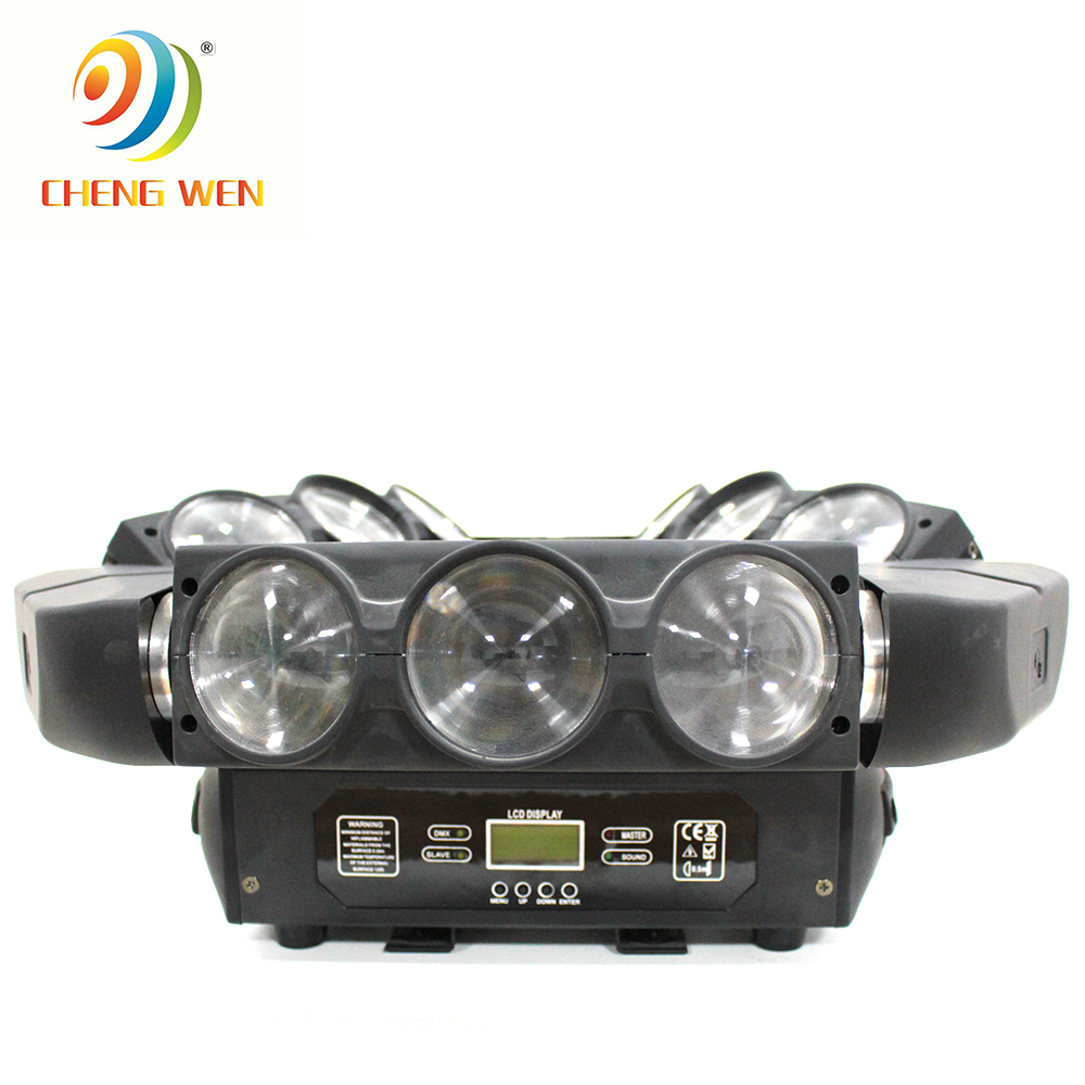 3*3 LED 8/ 9 eye Spider Beam  Moving Head Light