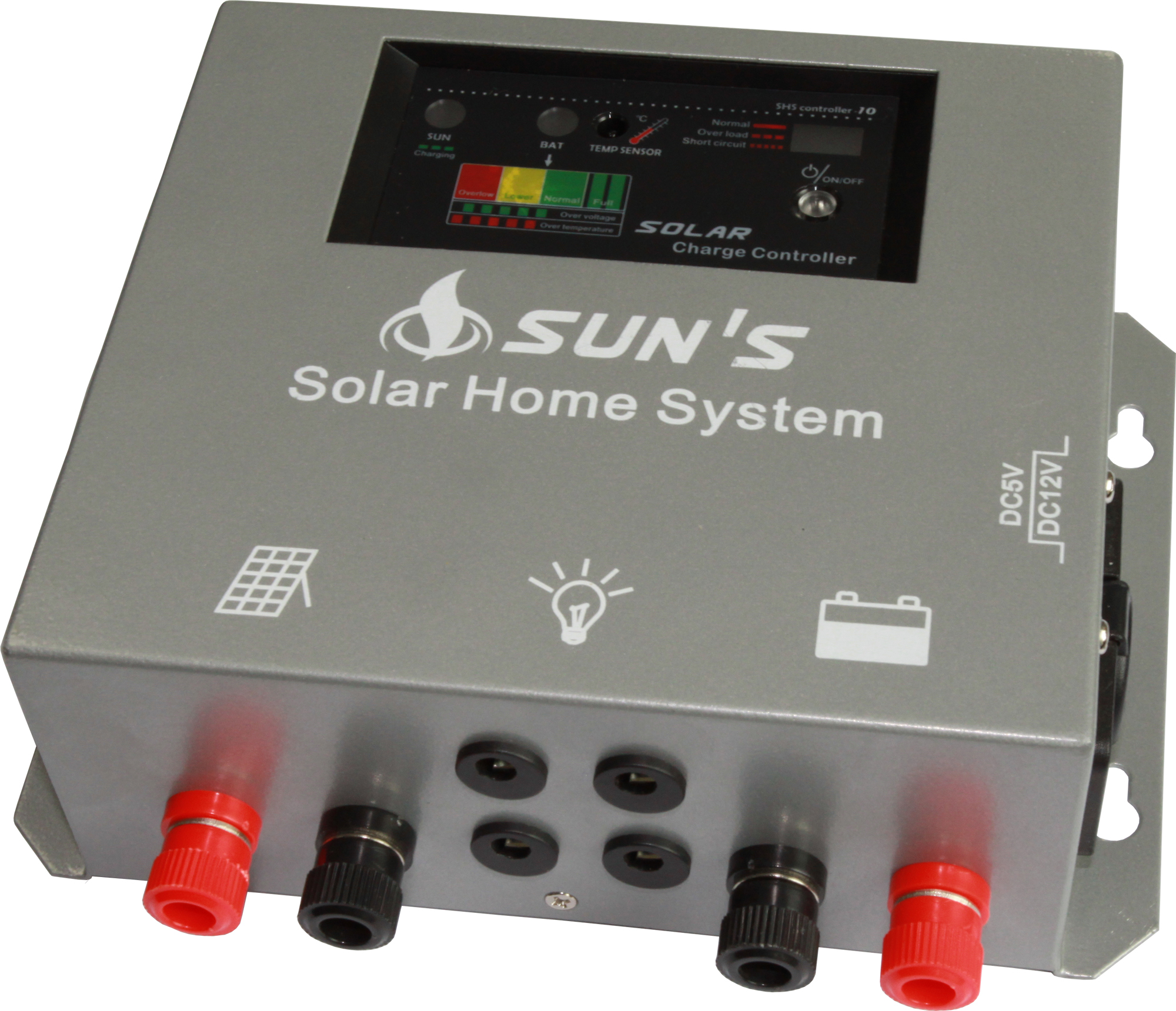 SUNS energy household solar generation system 100W 200W 500W photovoltaic module