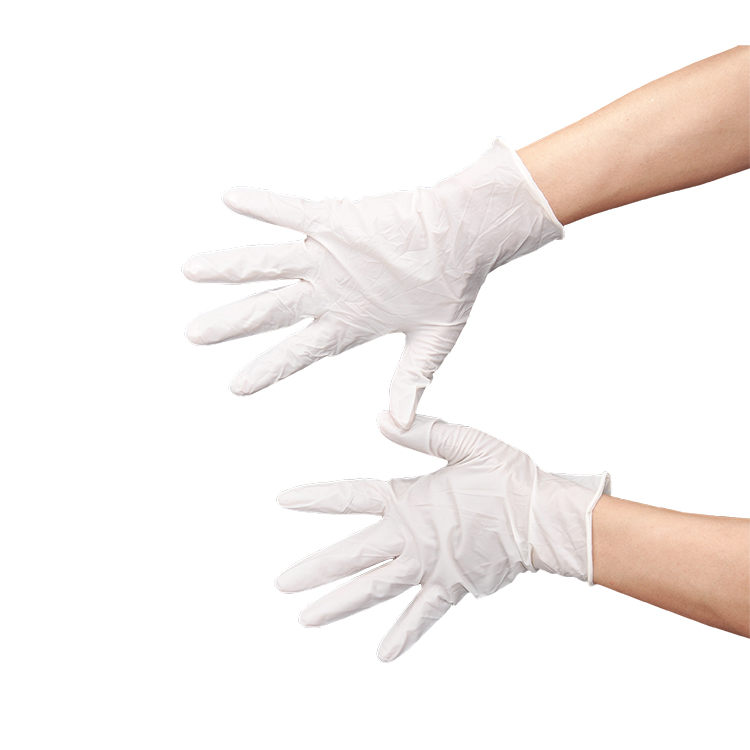 3.8G Most selling products glove procedure nitrile latex coated