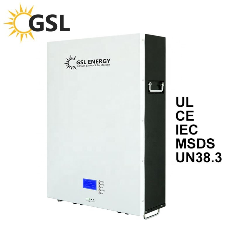 GSL <strong>ENERGY</strong> New Product Shenzhen Solar <strong>Energy</strong> Product 3000W Lithium Battery 5Kwh 7Kwh 10Kwh
