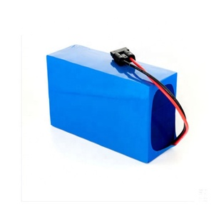 Customized 18650 30V 21Ah Li-ion Lithium Battery Pack for Power Tools, AC DC Adapter, Solar Storage
