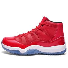 баскетбольные кросовки Мужская баскетбольная обувь с высоким берцем, удобная мужская баскетбольная обувь для тренировок, спортивные кросс...(Китай)