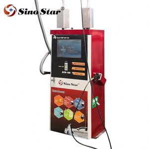 2019 CE 10MPA coin/card operated car washing station equipment/self service gas steam car washer